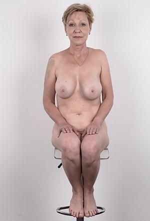Oma casting porn