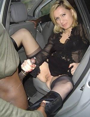 MILF Condom Porn Pictures